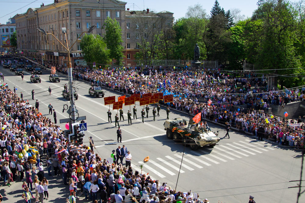 Фото пресс-службы Брянской городской администрации.